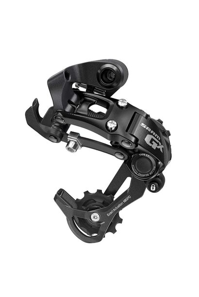 SRAM GX 10S Rear Derailleur 2.1 Short Cage Black