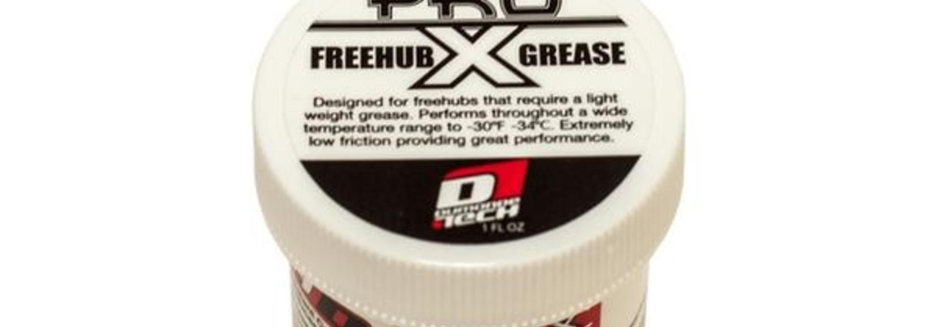 Dumonde Tech Pro X Freehub Grease 1oz (30mL)