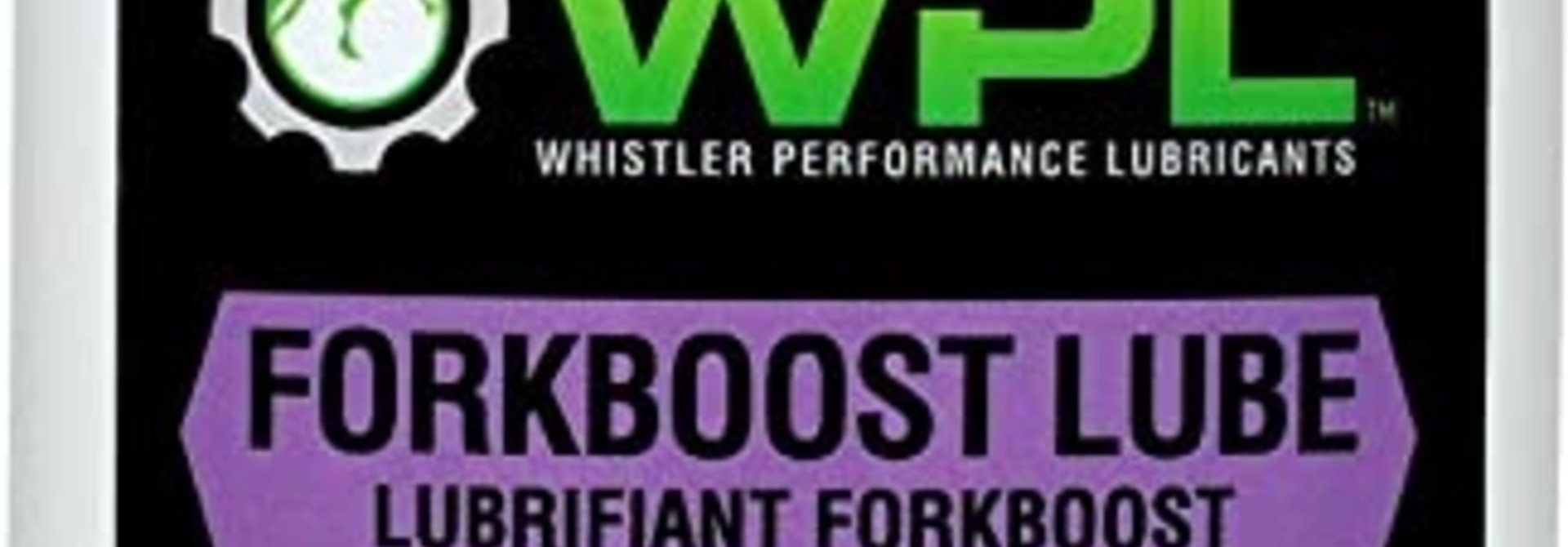 WPL Fork Boost 120ml
