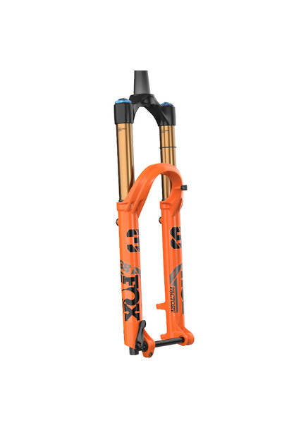 "Fox 2021 38 K FLOAT 29"" F-S 180 Grip2 HSC LSC HSR LSR Shiny Orange 15x110 44mm Rake"