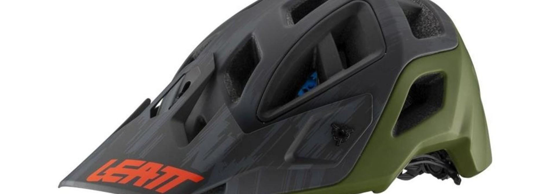 Leatt  Helmet DBX 3.0 Forest Green Large