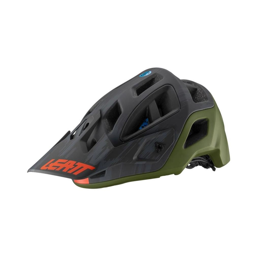 Leatt  Helmet DBX 3.0 Forest Green Large-1