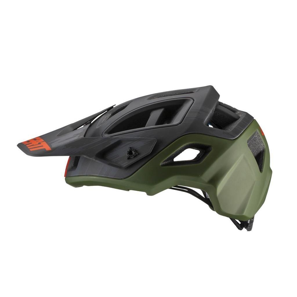 Leatt  Helmet DBX 3.0 Forest Green Large-2