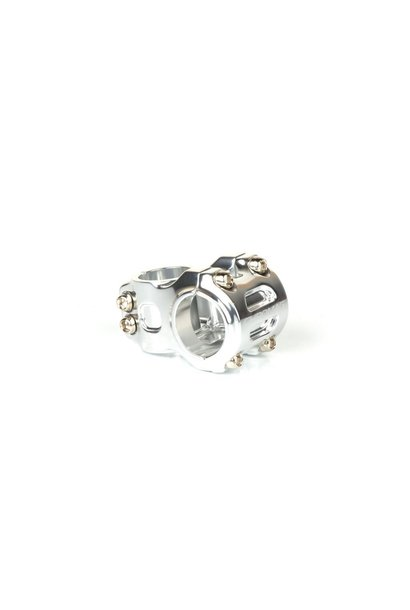 Chromag Stem HIFI V2 40mm silver 31.8mm clamp freeride/dh stem