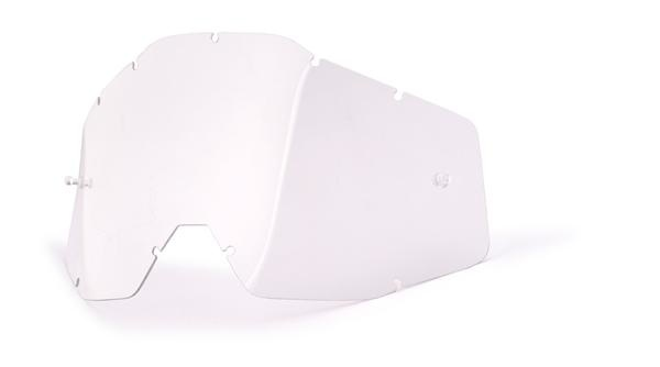 100% Replacement Lens for Youth/Jr Goggle Clear-1