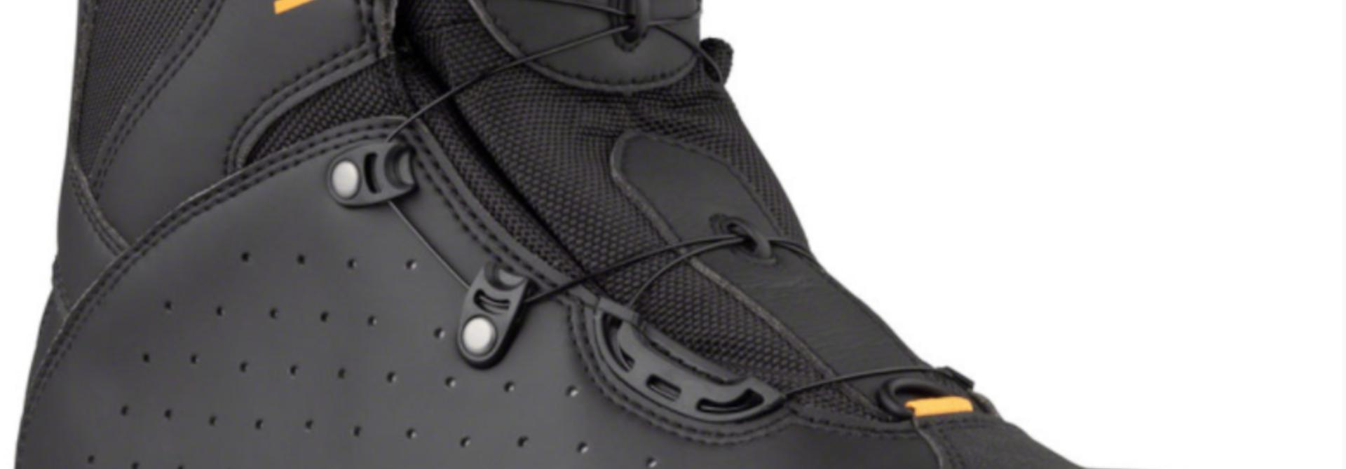 45NRTH Wolvhammer BOA Boot Black