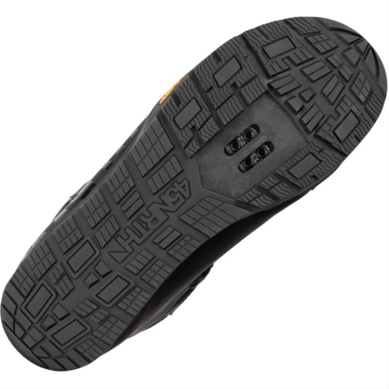45NRTH Wolvhammer BOA Boot Black-2