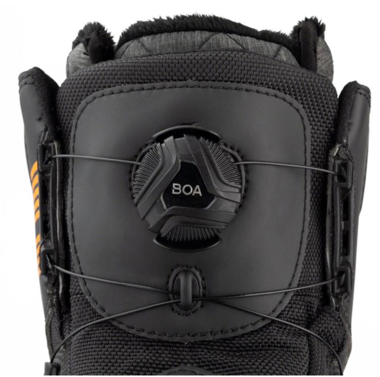 45NRTH Wolvhammer BOA Boot Black-4