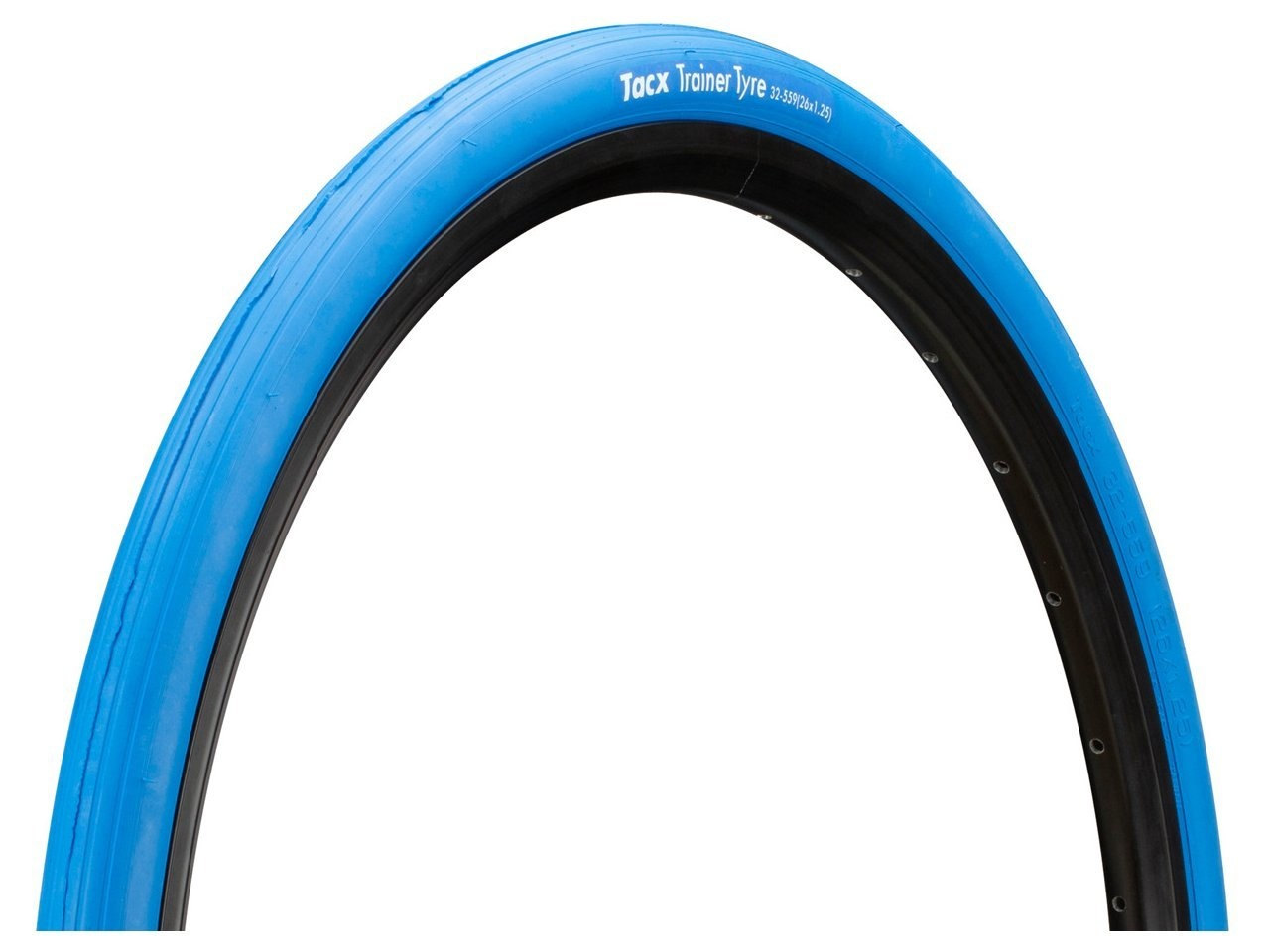 Tacx Trainer Tire Folding Blue-1