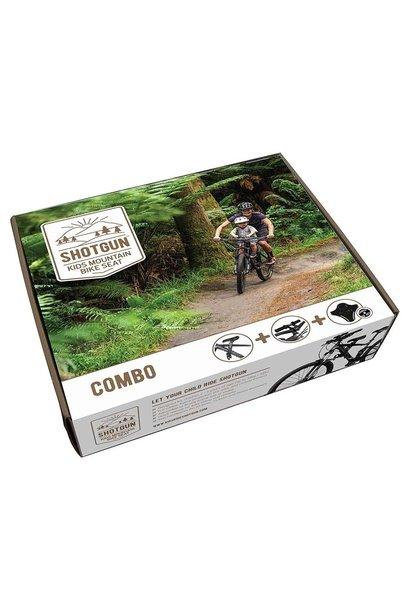 Shotgun Kids Mountain Bike Combo