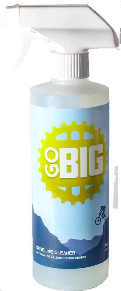 Go Big Driveline Cleaner 16 oz-1