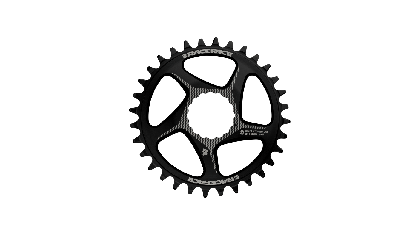 Raceface Cinch DM 30t Shimano 12sp Black-1