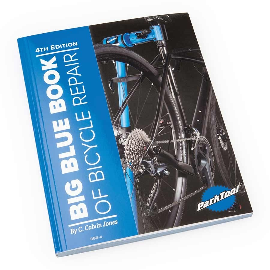 Park Tool - Big Blue Book - 4th Edition-1