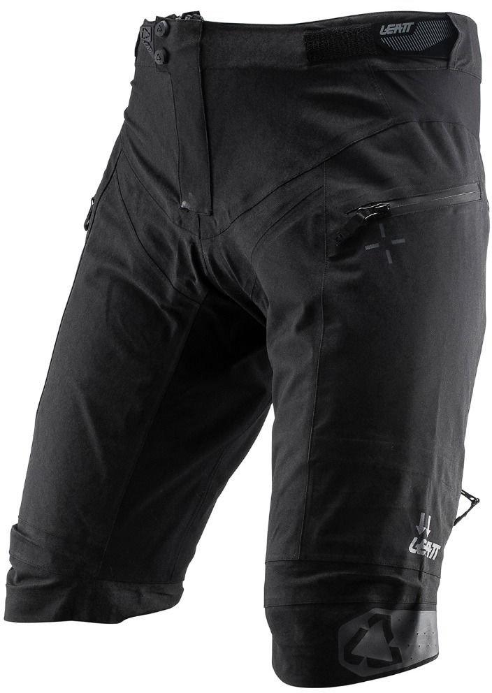 Leatt DBX 5.0 Shorts Black-1