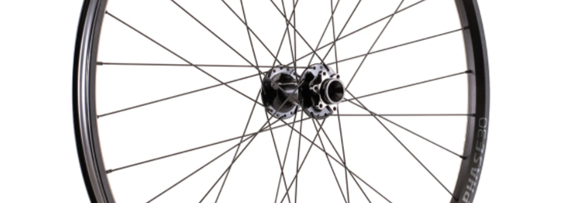Chromag Phase30 27.5 Front Wheel 32 Spokes Boost
