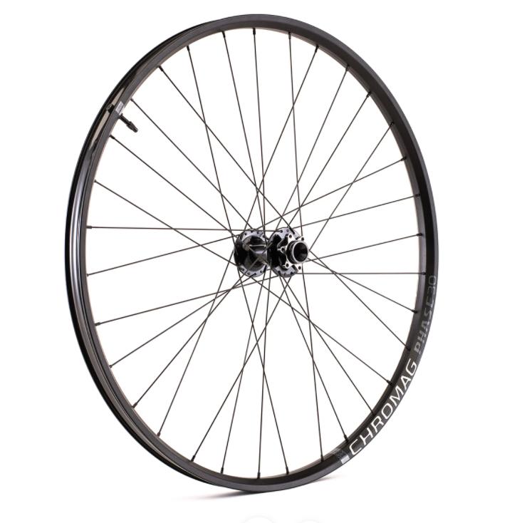 Chromag Phase30 27.5 Front Wheel 32 Spokes Boost-1