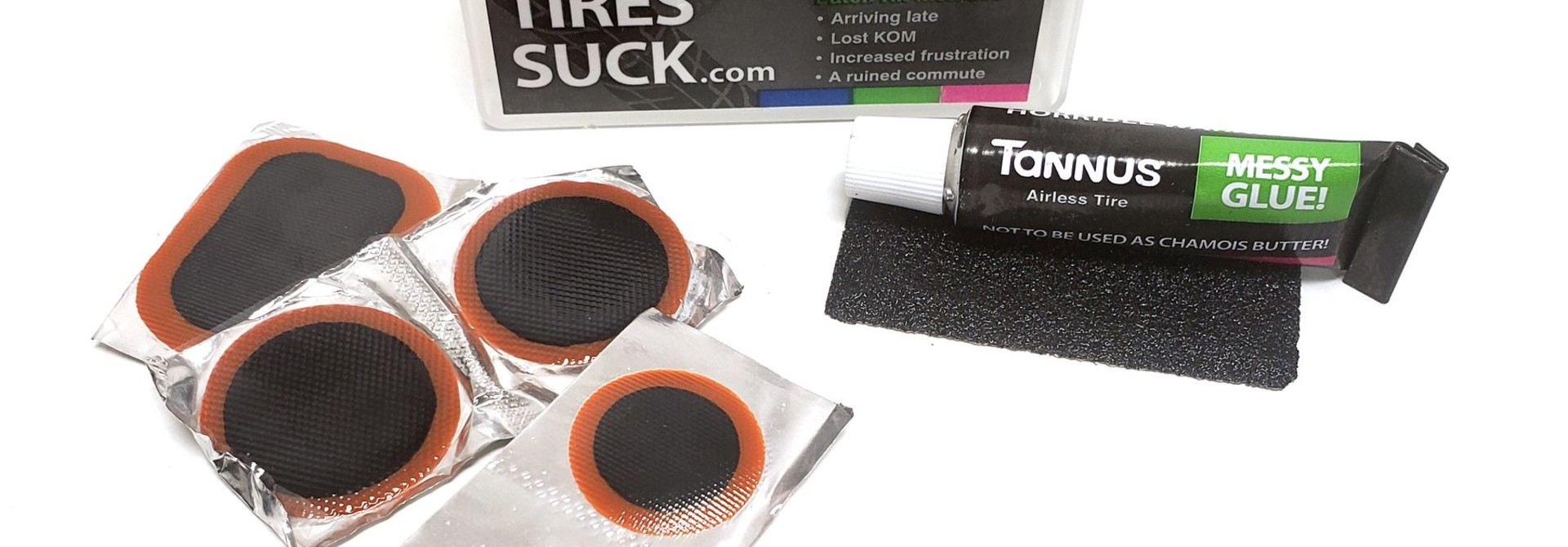 "Tannus ""backup"" Tube Patch Kit"