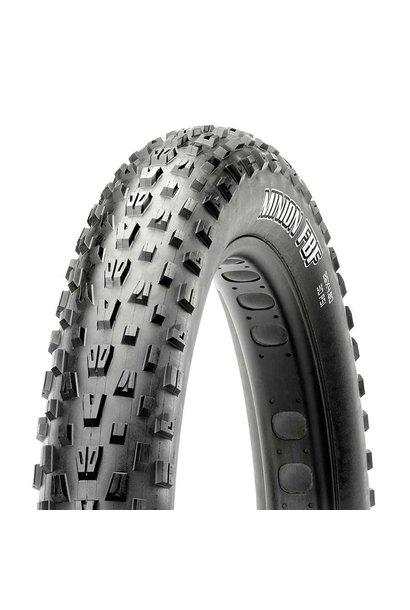 Maxxis Minion FBF Tire 27.5''x3.80 EXO Dual 120Tpi Black