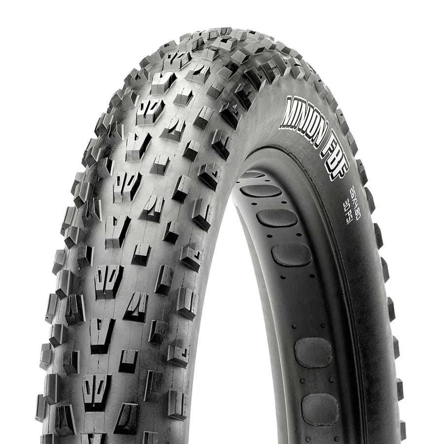 Maxxis Minion FBF Tire 27.5''x3.80 EXO Dual 120Tpi Black-1