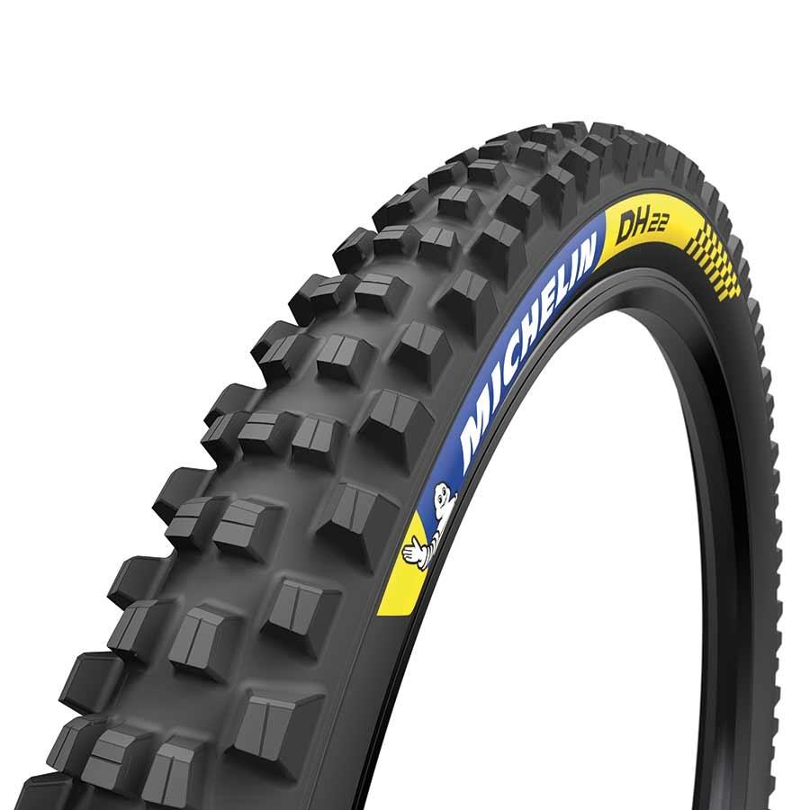 Michelin, DH22, 27.5''x2.40, Wire, Tubeless Ready, MAGI-X, Downhill Shield-1