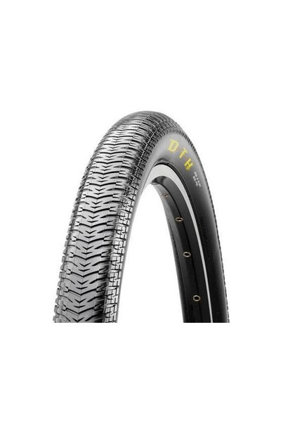 Maxxis DTH Tire - 24 x 1.75, Clincher, Wire, Black, Dual, Silkworm