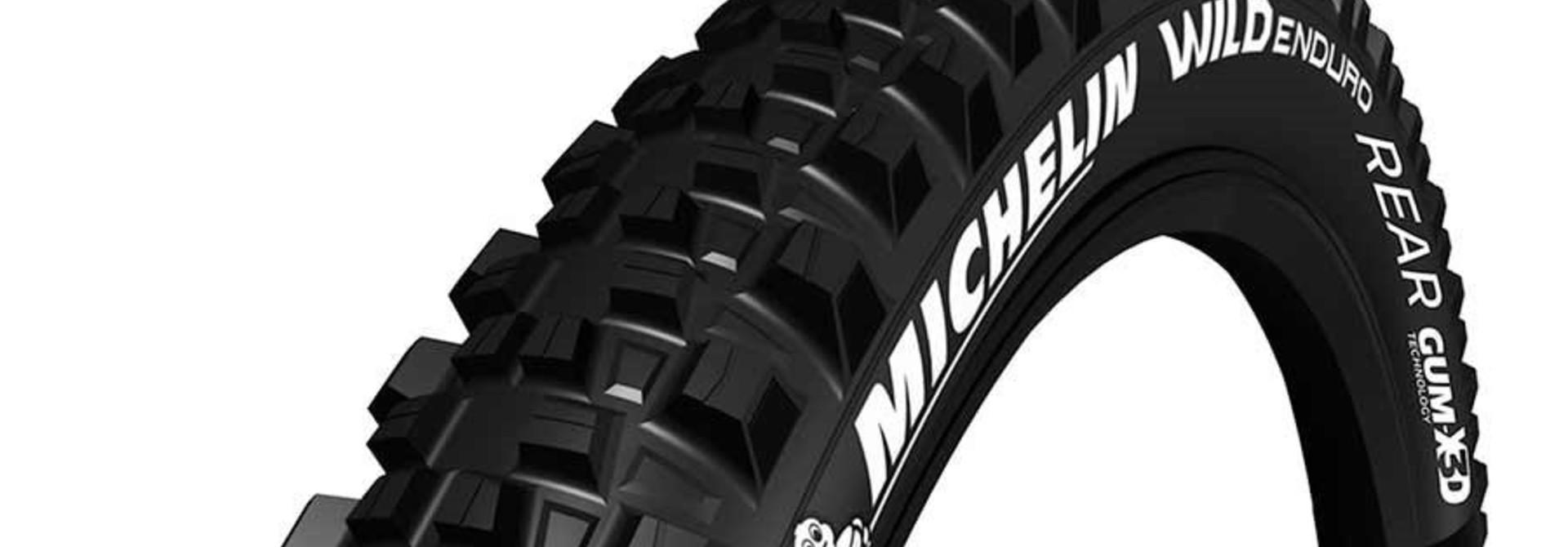 """Michelin Wild Enduro Rear Tire 29"""" x 2.4 / Gravity Shield"""