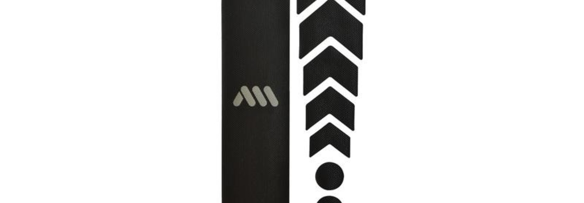 All Mountain Style Frame Guard Black