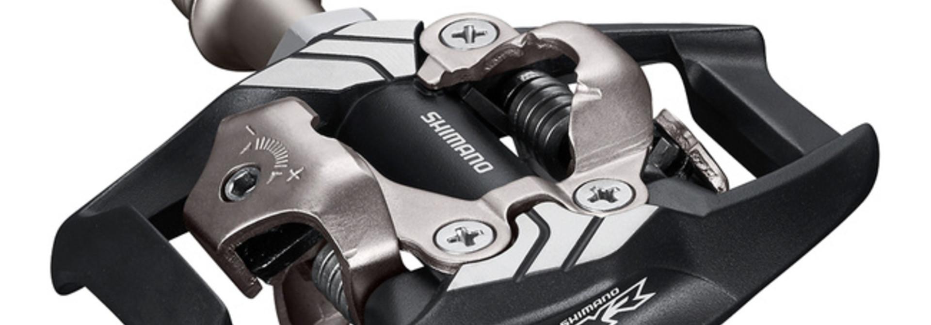 Shimano Pedal, PD-MX70, DXR, SPD Pedal, W/O Reflector, W/Cleat