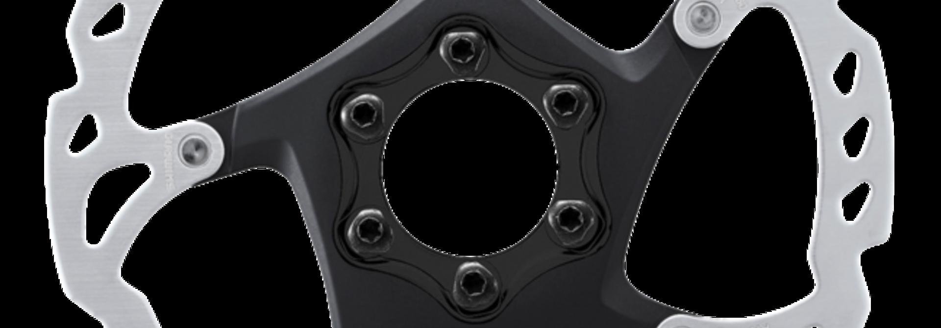 Shimano Rotor SM-RT76 / ISO 6-Bolt