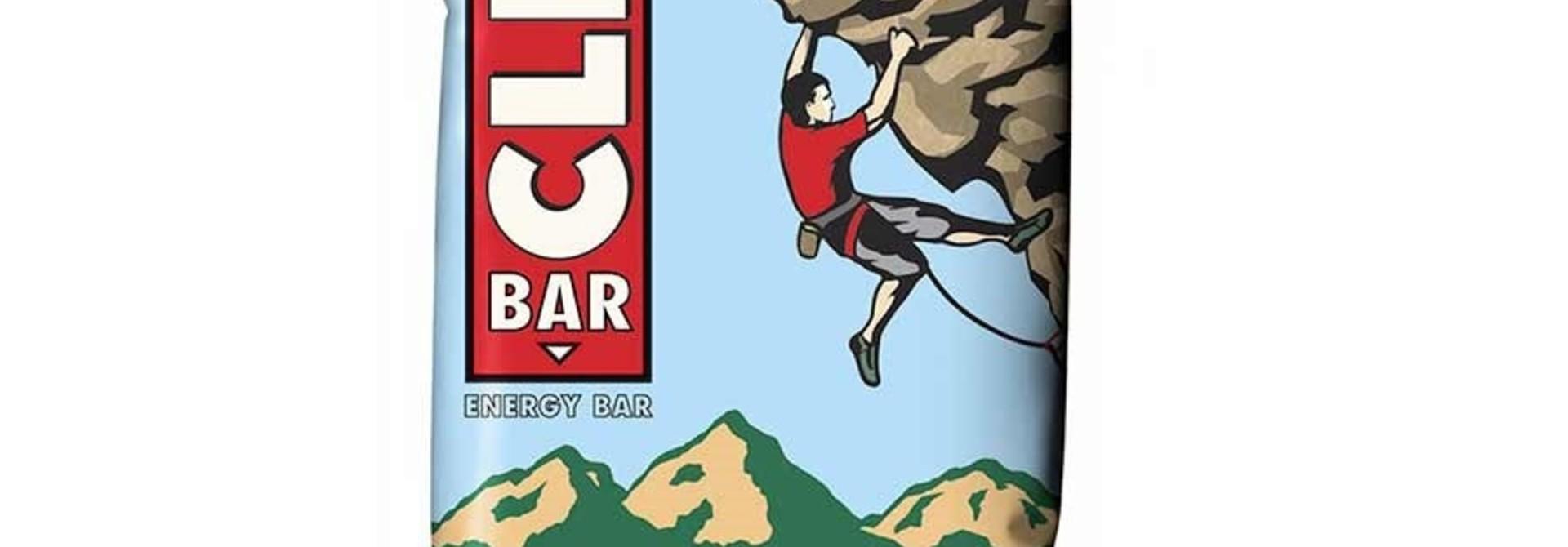 Clif, Energy bar, Oatmeal Raisin Walnut