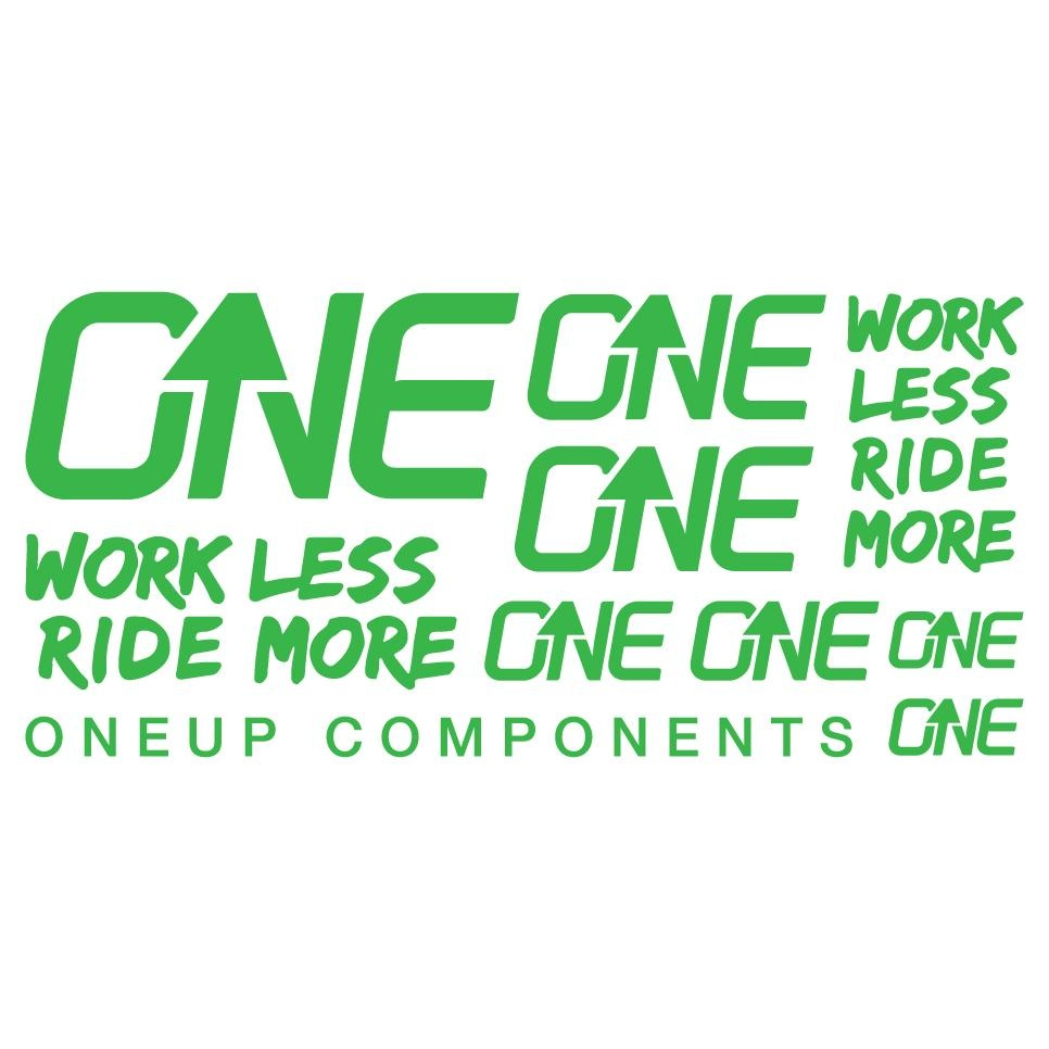 OneUp Handlebar Decal Kit-6