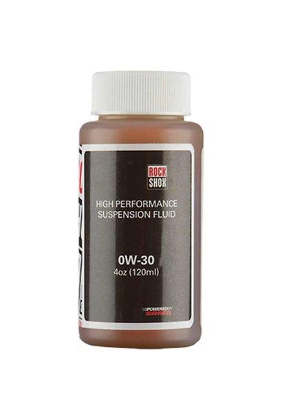 Suspension Oil 0w30 Rockshox 120ml