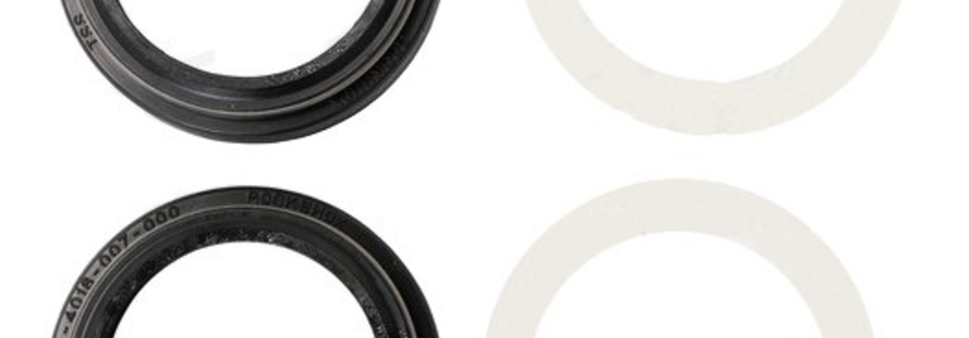 RockShox, Bluto/RS1, Boost, Dust Seals and Foam Rings, 32mm, PAIR