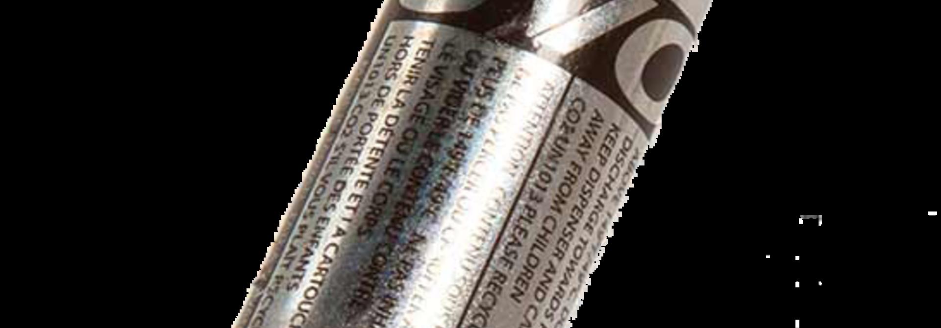 EVO, Threaded 20g CO2 Cartridges