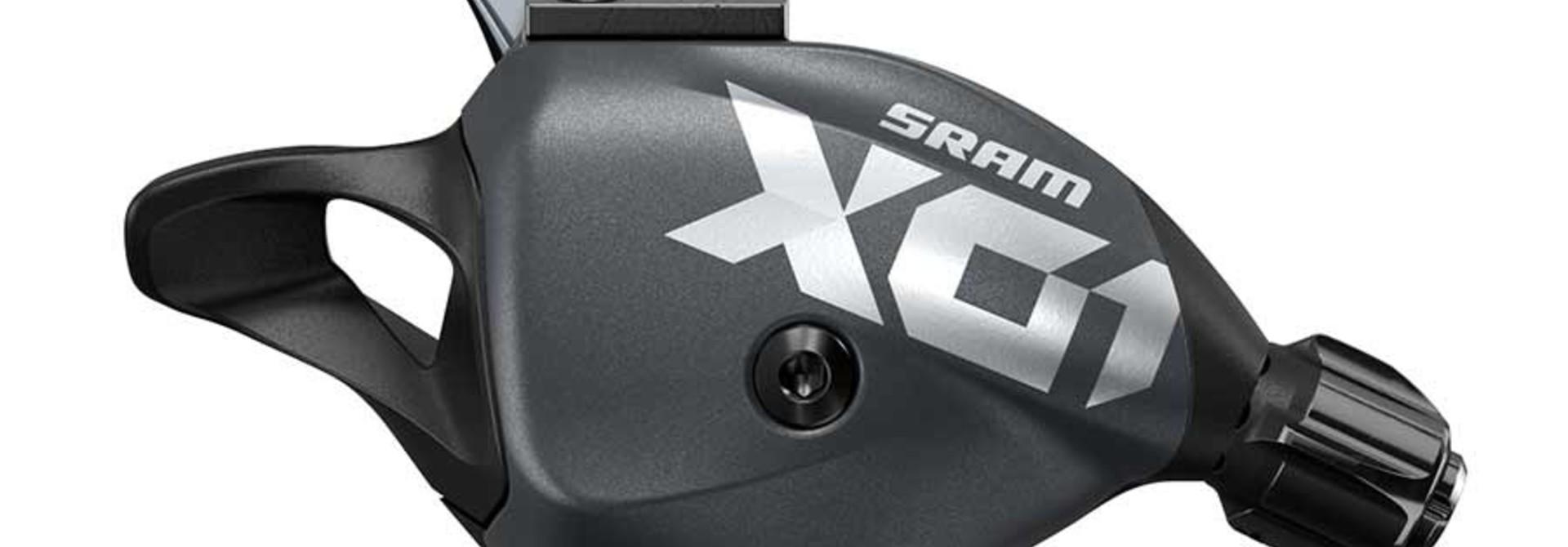 SRAM, X01 Eagle, Trigger Shifter, Speed: 12, Combination: MatchMaker X, Black