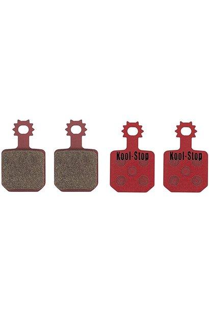 Koolstop Organic Pads MT5/7