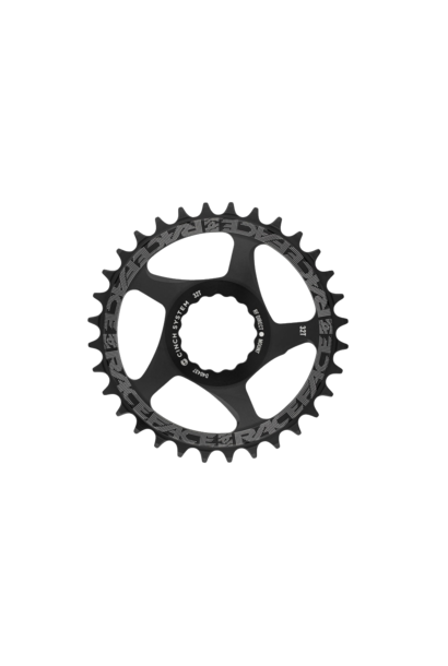RaceFace Cinch Chainring DM NW 10-12s Black