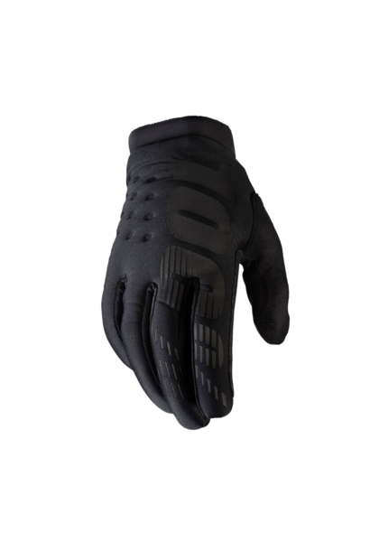 100% Brisker Gloves / Men's