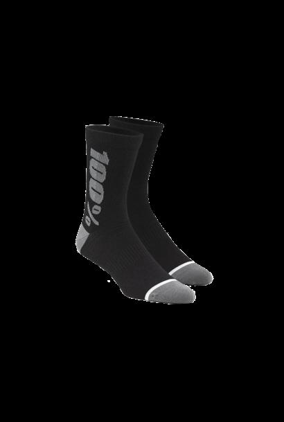 100% Rhythym Merino Socks
