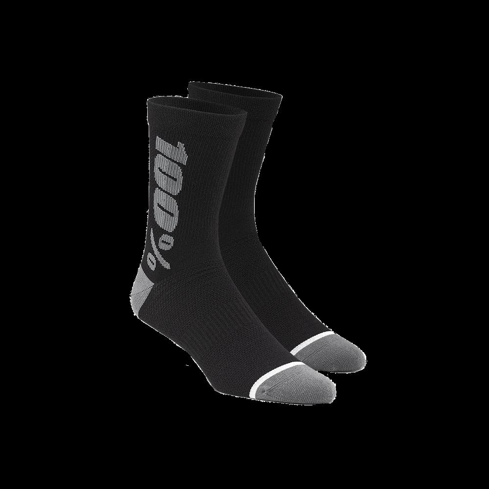 100% Rhythym Merino Socks-1