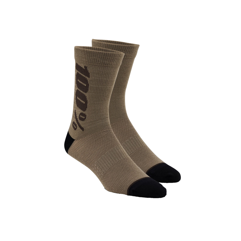 100% Rhythym Merino Socks-3