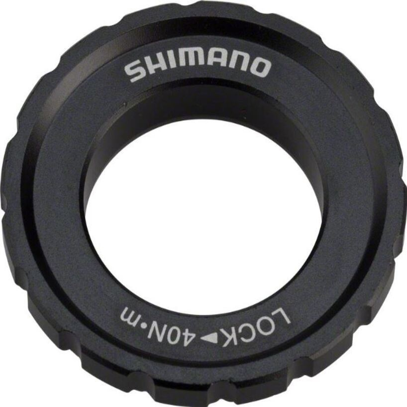 Shimano HB-M8010 LOCK RING & WASHER-1