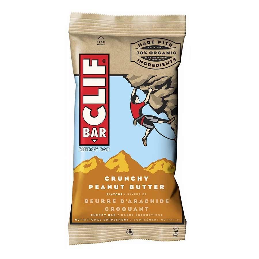 Clif, Energy Bars, Crunchy Peanut Butter-1