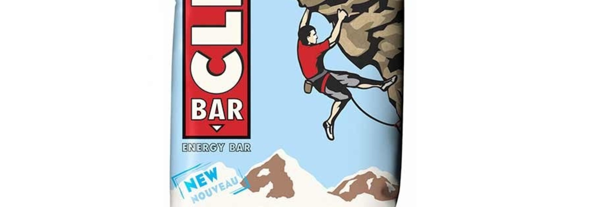Clif, Energy bars, Coconut/Chocolate chip