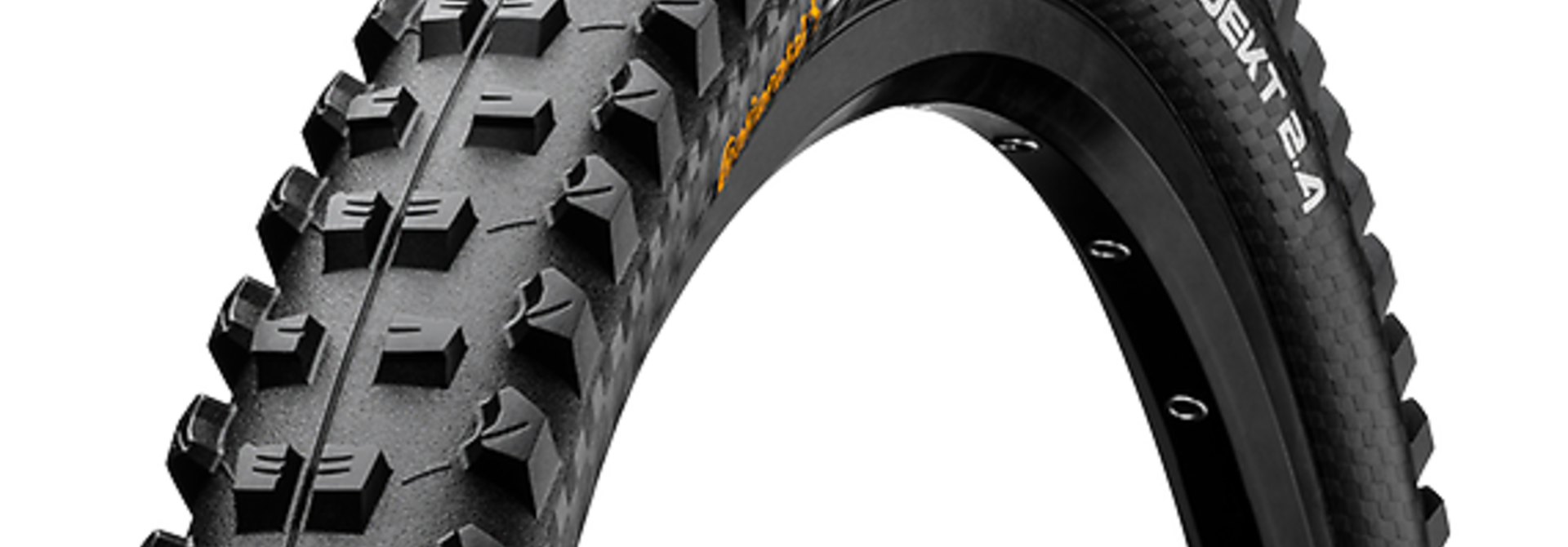 """Continental Der Baron Projekt Tire 27.5"""" x 2.60 Fold ProTection APEX TR + Black Chili"""