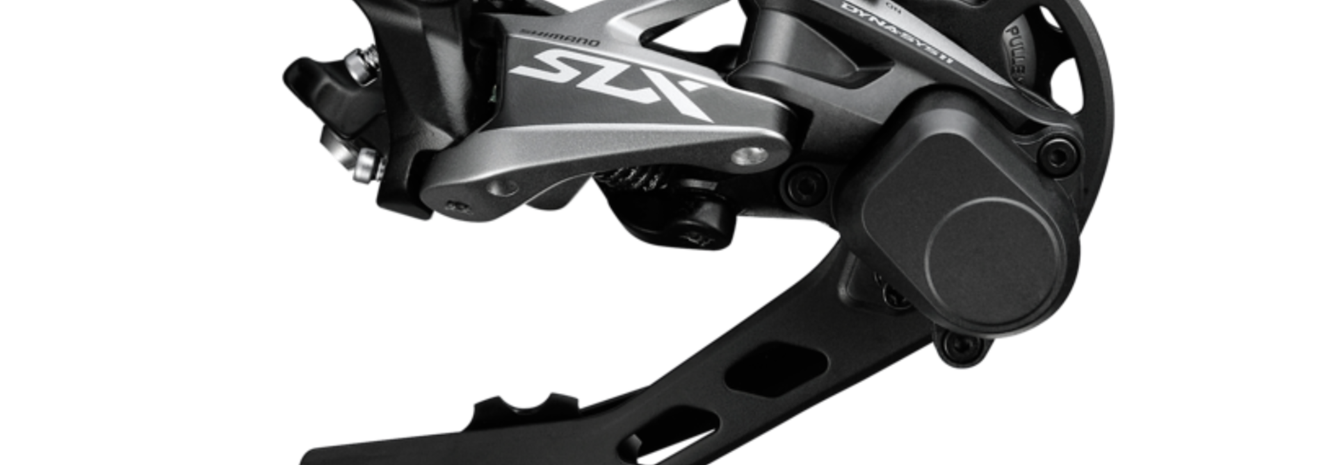 Shimano Rear Derailleur, RD-M7000, SLX, GS 11-Speed Top-Normal Shadow Plus Design, Direct Attachment (Direct Mount Compatible)