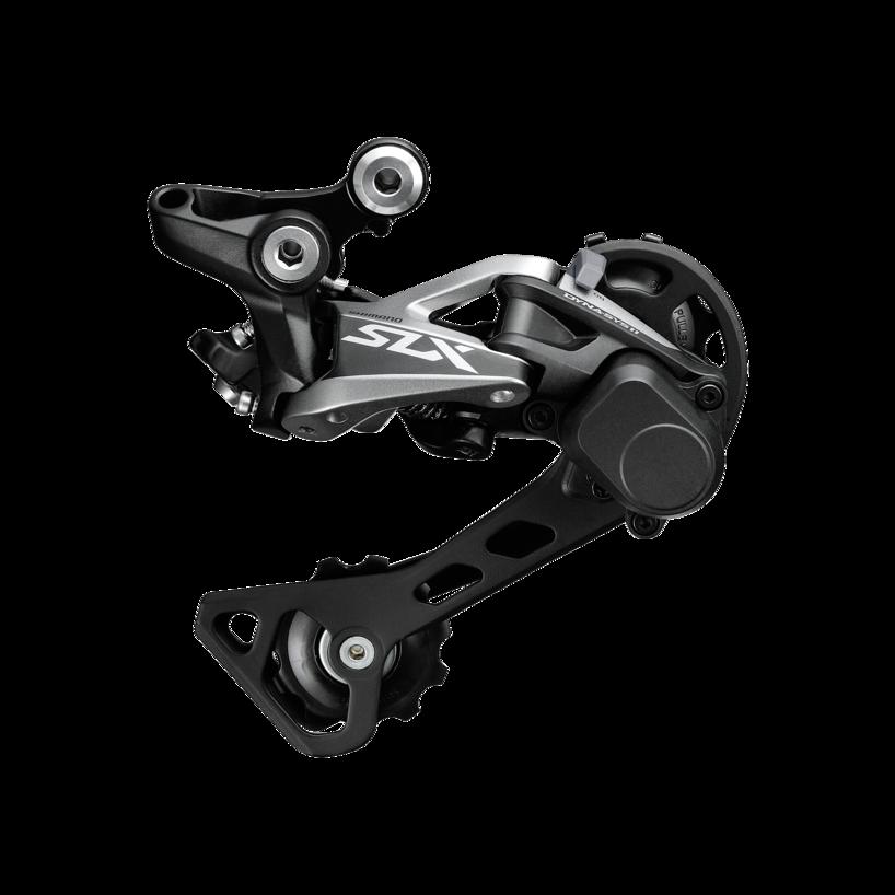 Shimano Rear Derailleur, RD-M7000, SLX, GS 11-Speed Top-Normal Shadow Plus Design, Direct Attachment (Direct Mount Compatible)-1