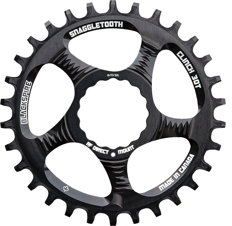 Blackspire Chainring Snagletooth  Boost 28t Raceface-1