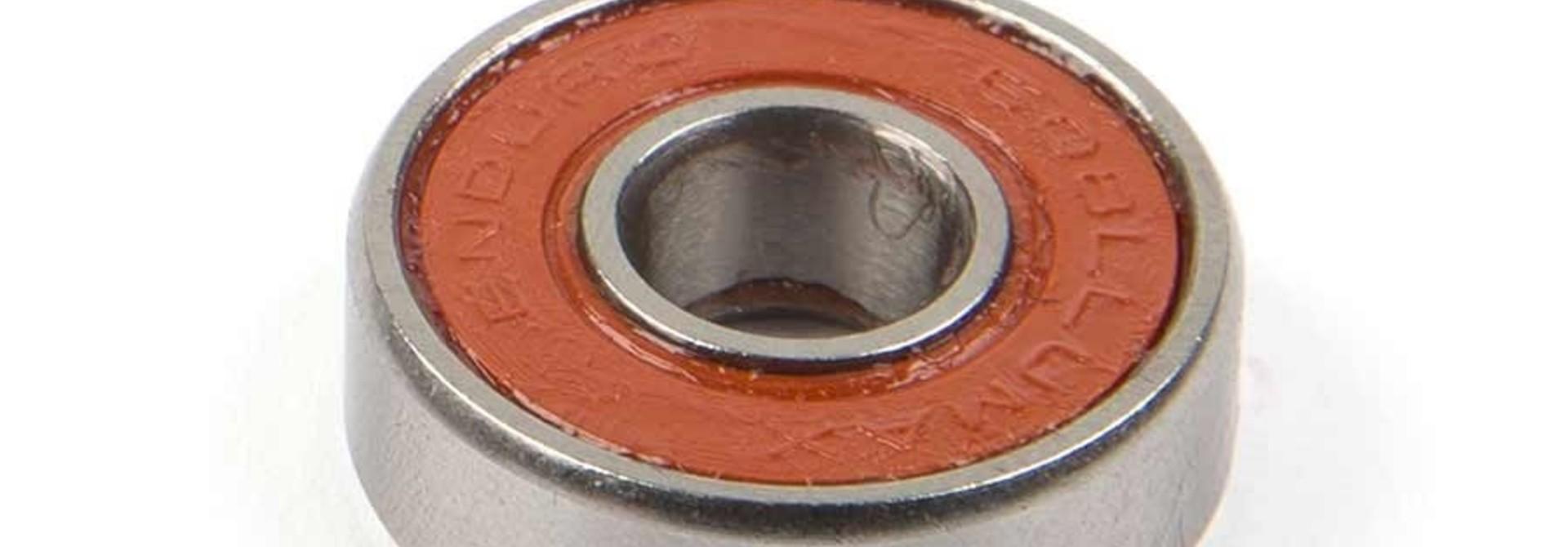 Enduro, Max, Cartridge bearing, 608 2RS, 8X22X7mm
