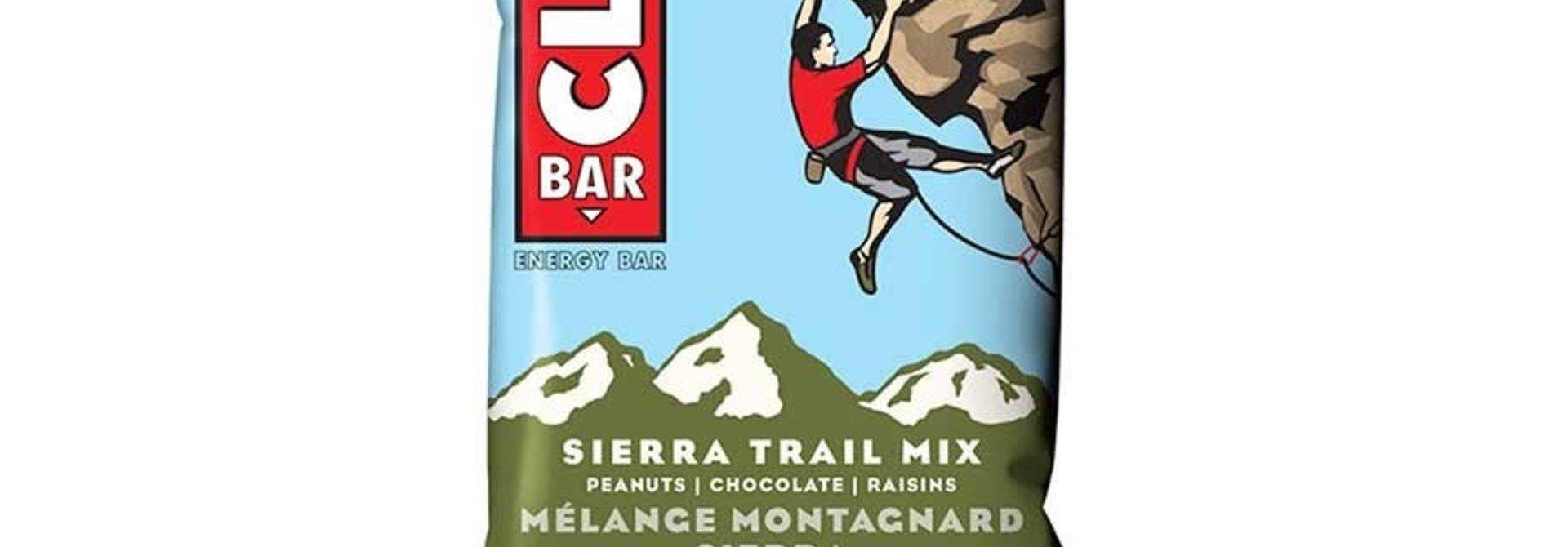 Clif, Energy bars, Sierra Trail Mix